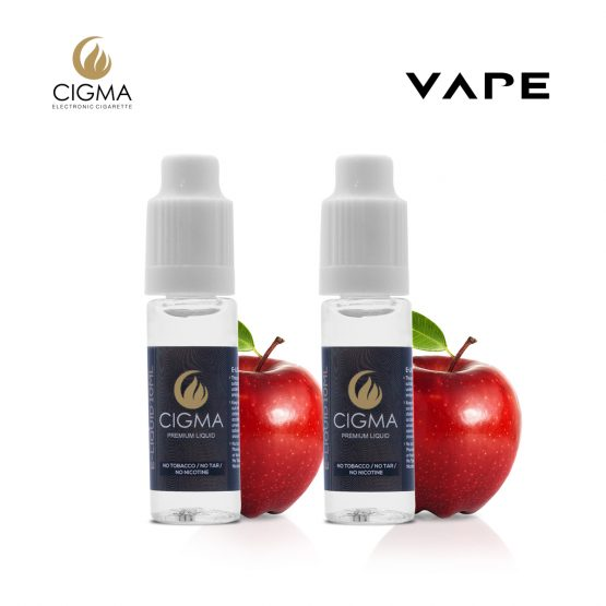 2 pack Pomme e-liquid