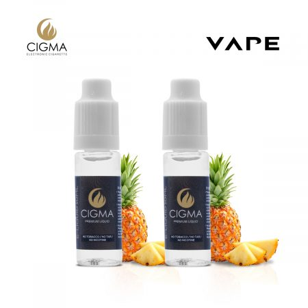 2 pack ananas e-liquid