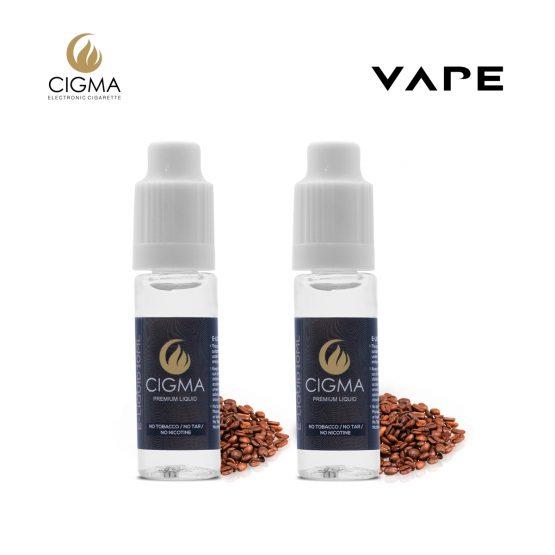 2 pack Café e-liquid
