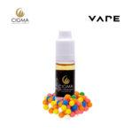 Cigma 10 ml e liquid bubble gum 18mgml