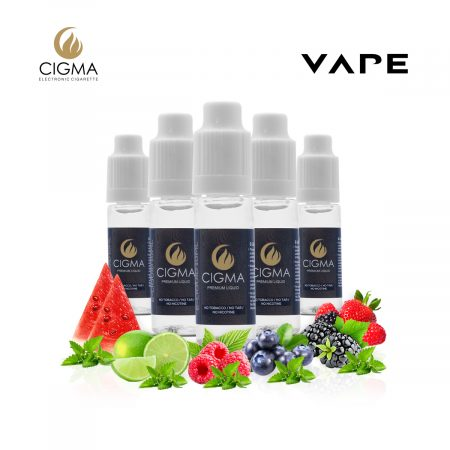 5 pack icy fruit blast e-liquide