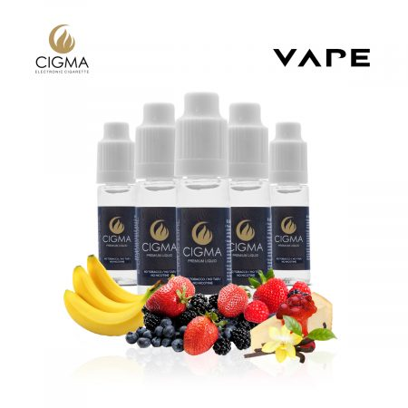5 pack Sweet Desire mix e-liquide