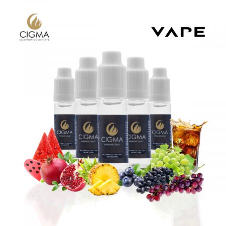 5 pack summer vibes mix e-liquide